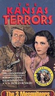 <i>The Kansas Terrors</i> 1939 film