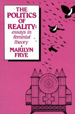 The Politics of Reality - Image: The Politics of Reality