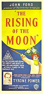 <i>The Rising of the Moon</i> (film) 1957 film by John Ford