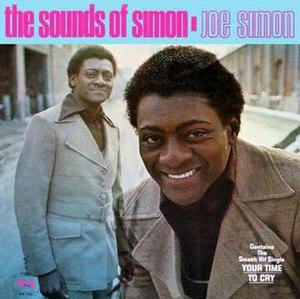 The Sounds of Simon - Image: The Sounds of Simon Joe Simon album