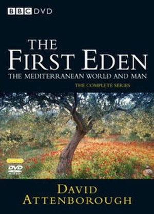 The First Eden - Region 2 DVD cover art