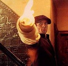 Vito corleone wikipedia a young vito played by robert de niro kills don fanucci thecheapjerseys Choice Image