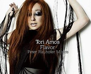 Flavor (Tori Amos song) - Image: Tori Amos Flavor (Peter Rauhofer Mixes)