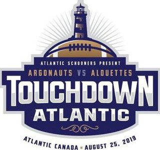 Touchdown Atlantic