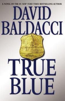 Image result for book cover of true blue