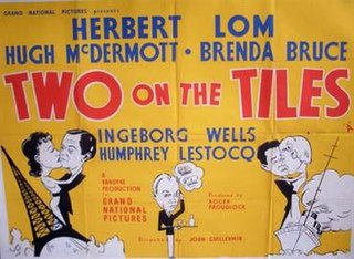 <i>Two on the Tiles</i> 1951 film by John Guillermin