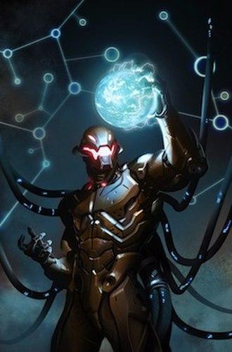 Ultron - Image: Ultron 2013