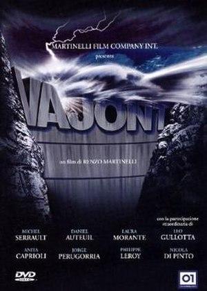 Vajont (film) - Image: Vajont (film)