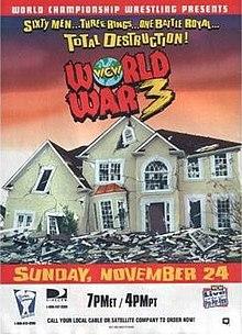 Image result for wcw world war 3 1996