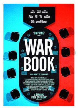 War Book - UK film poster