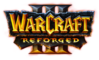 <i>Warcraft III: Reforged</i> real-time strategy game
