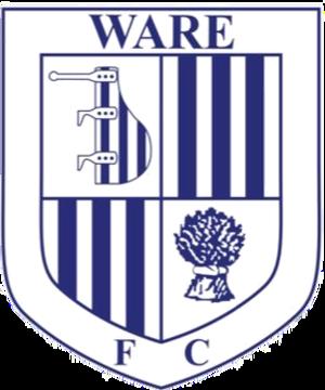 Ware F.C. - Image: Warefclogo