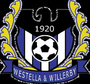 Westella & Willerby F.C. - Image: Westella & Willerby F.C. logo