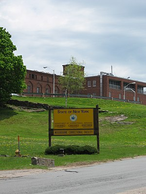 Woodbourne Correctional Facility - Image: Woodbourne Jail