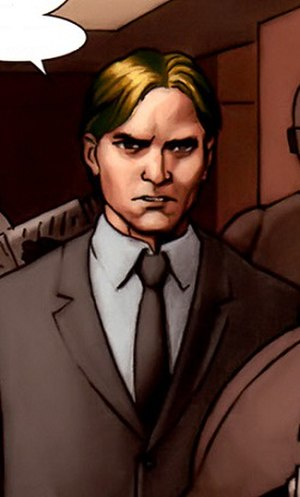 Steven Lang (comics) - Image: XMN Steven Lang