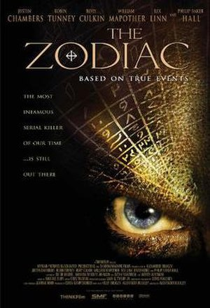 The Zodiac (film) - Promotional movie poster
