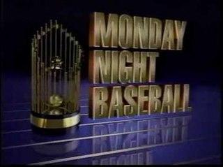 <i>Monday Night Baseball</i> television series