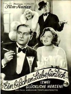 <i>A Bit of Love</i> 1932 film