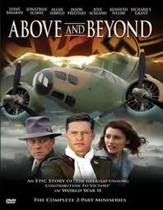 Above and Beyond (miniseries) - DVD Cover