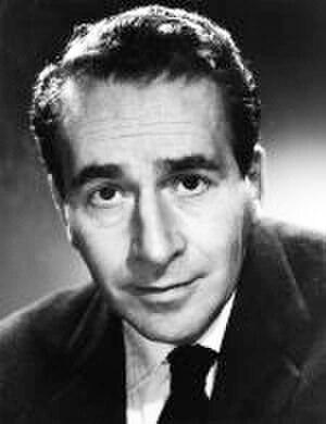 Leonard Sachs - Image: Actor Leonard Sachs