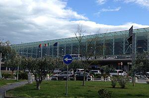 Catania–Fontanarossa Airport - Image: Aeroporto di Catania Catania Airport
