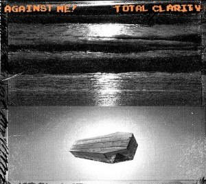 Searching for a Former Clarity - Image: Against Me! Total Clarity cover