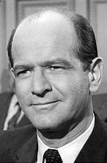 Alan Hewitt American film, television and stage actor