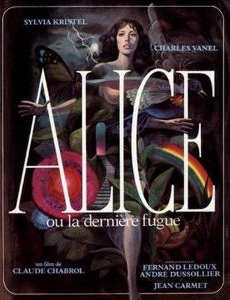 Alice or the Last Escapade - Image: Alice or the Last Escapade