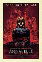 Picture of a movie: Annabelle Comes Home