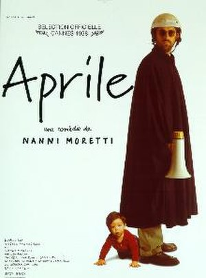April (1998 film) - French film poster