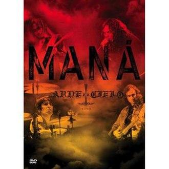 Arde el Cielo - Image: Arde El Cielo DVD Cover