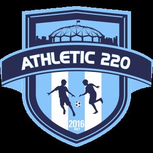 Athletic 220 FC - Image: Athletic 220 logo