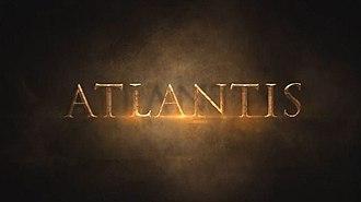 Atlantis (TV series) - Image: Atlantis 2013 tv series titlecard