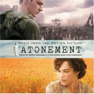 Atonement (soundtrack) - Image: Atonement OST