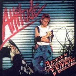 Attitude (April Wine album) - Image: Attitude (April Wine album cover)