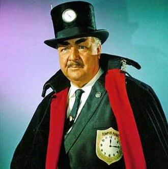 Clock King - Walter Slezak as the Clock King in the 1960s Batman show.