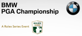 BMW PGA Championship golf tournament in the United Kingdom
