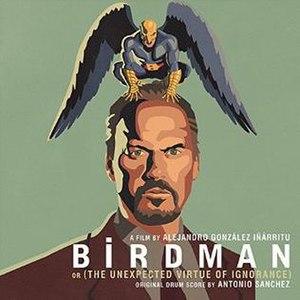 Birdman (film score) - Image: Birdman (film score) album cover