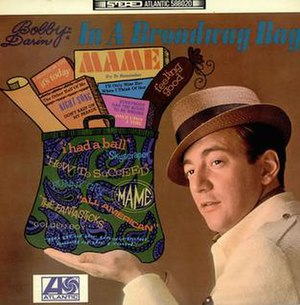 In a Broadway Bag (Mame) - Image: Bobby Darin In A Broadway Bag