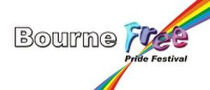 Bourne Free - Image: Bourne Free Logo