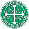 Official seal of Bowling Green, Ohio