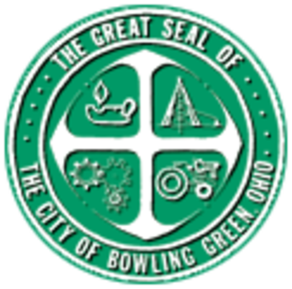 Bowling Green, Ohio - Image: Bowling Green Ohio Seal
