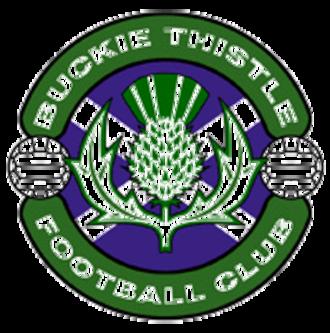 Buckie Thistle F.C. - Image: Buckiethistlefc