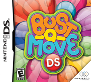 Bust-a-Move DS - Box art