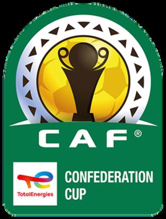 2018 CAF Confederation Cup - Image: CAF Confederation Cup