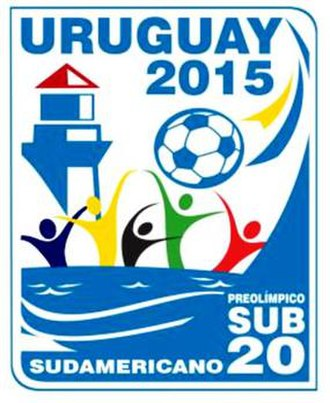 2015 South American Youth Football Championship - Image: CONMEBOL Under 20 South American Championship 2015