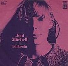 California Joni Mitchell Dutch single cover.jpg