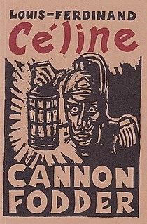 <i>Cannon-Fodder</i>