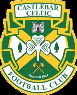 Castlebar Celtic F.C. Football club