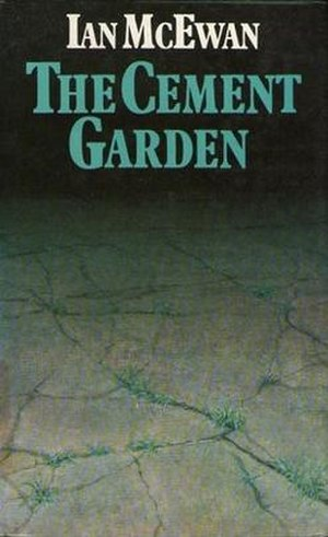 The Cement Garden - First edition cover